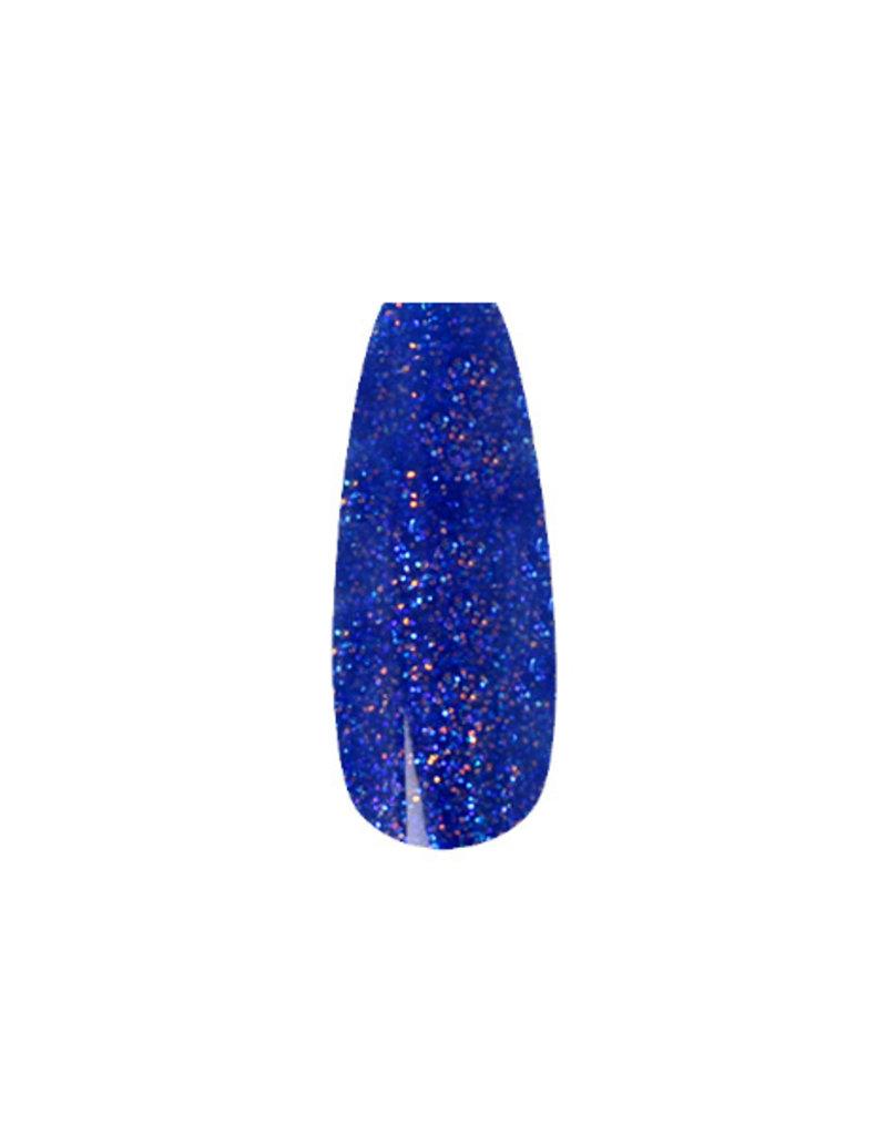 Acrylpoeder Glitter Zeeblauw