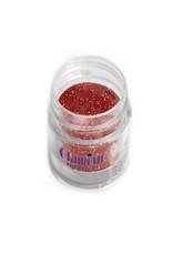 Acrylpoeder Shimmer Rood