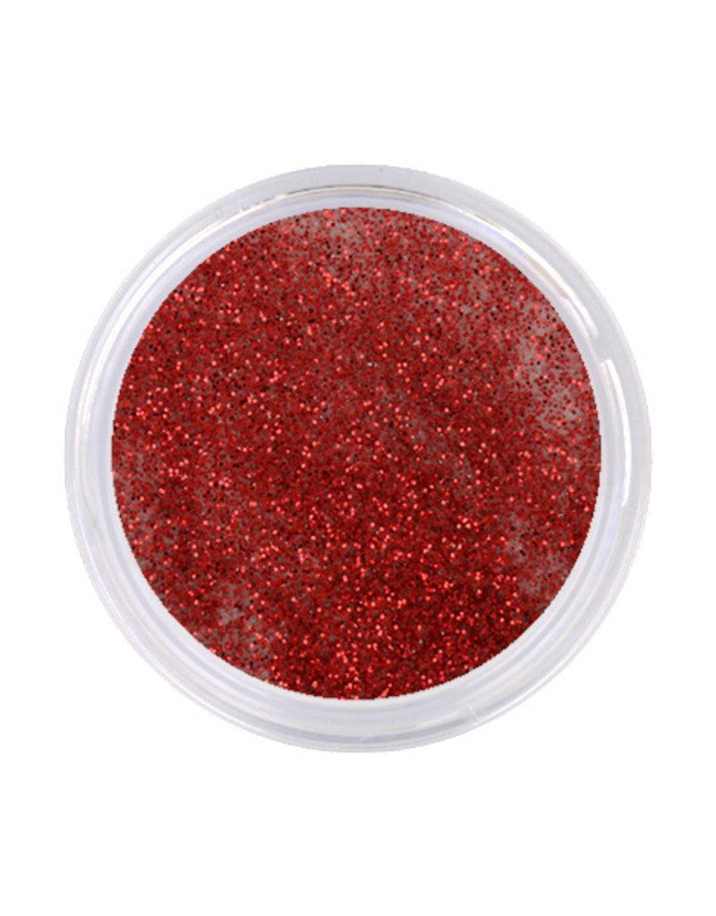 Acrylic Powder Shimmer Red