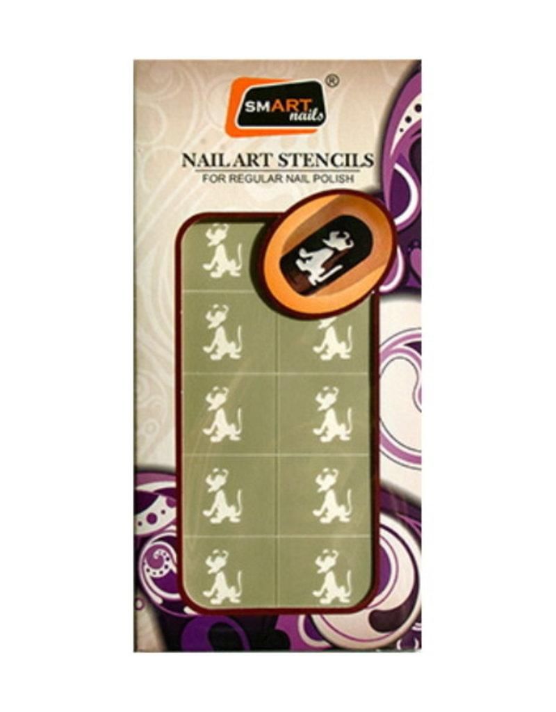 Smart-Nails Sjabloon 29