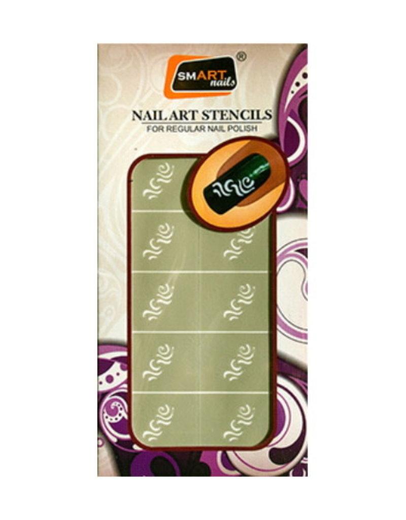 Smart-Nails Sjabloon 49