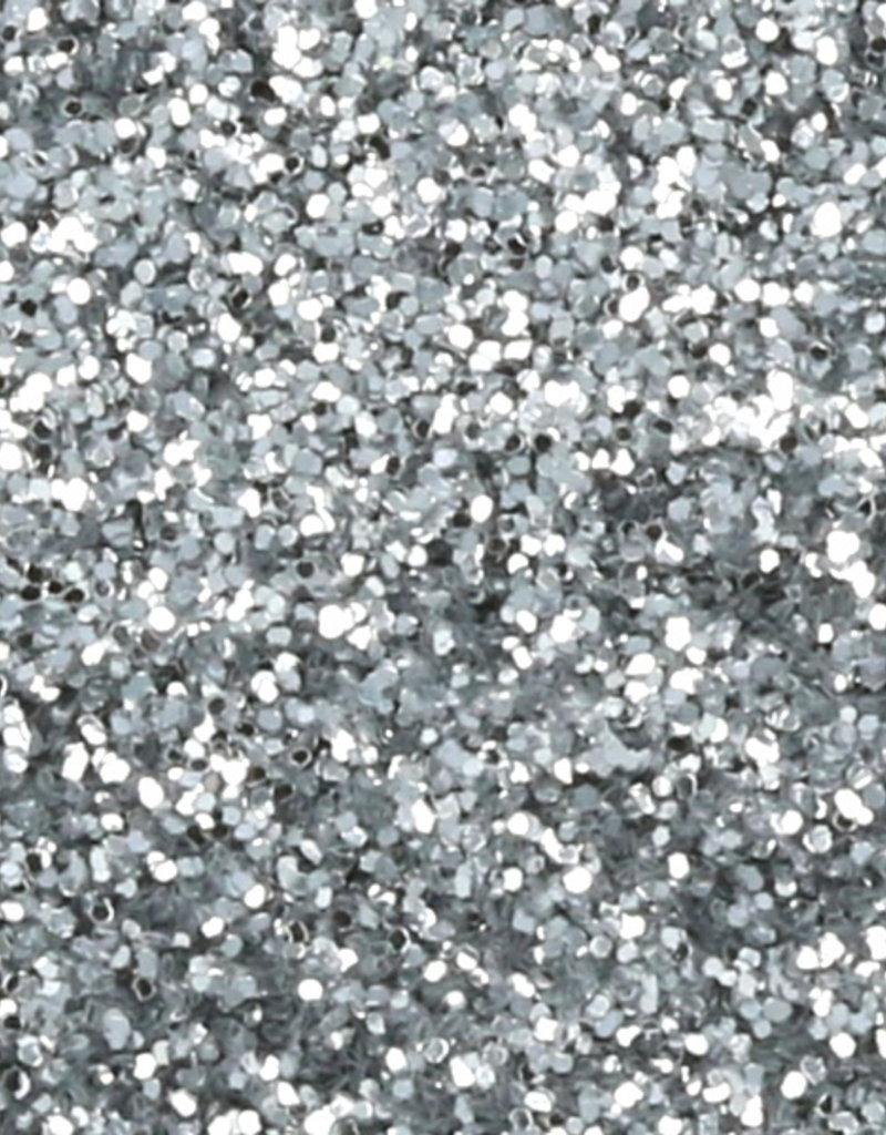 Glitterpoeder Zilver