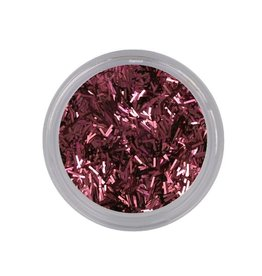 Bling Wire Flakes Red Wine