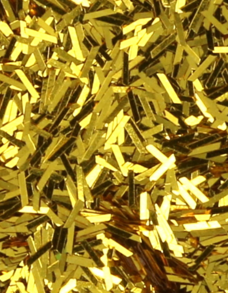 Bling Wire Flakes Pure Gold