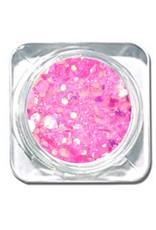 Chunky Mix Glitter Bubblegum