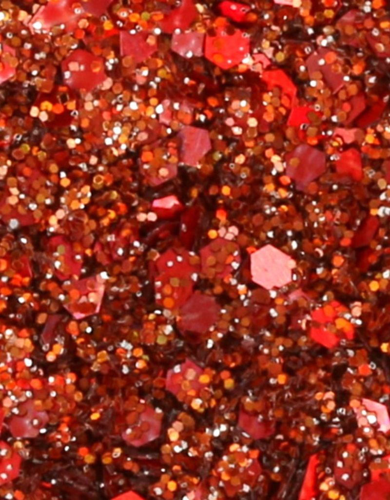 Chunky Mix Glitter Bourgondië