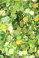 Chunky Mix Glitter Light Green