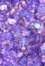 Chunky Mix Glitter The Color Purple