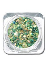 Diamond Glitter Deluxe Dark Green