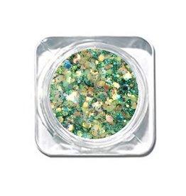 Diamond Glitter Deluxe Dark Green