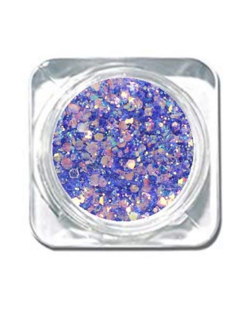 Diamond Glitter Deluxe Lila