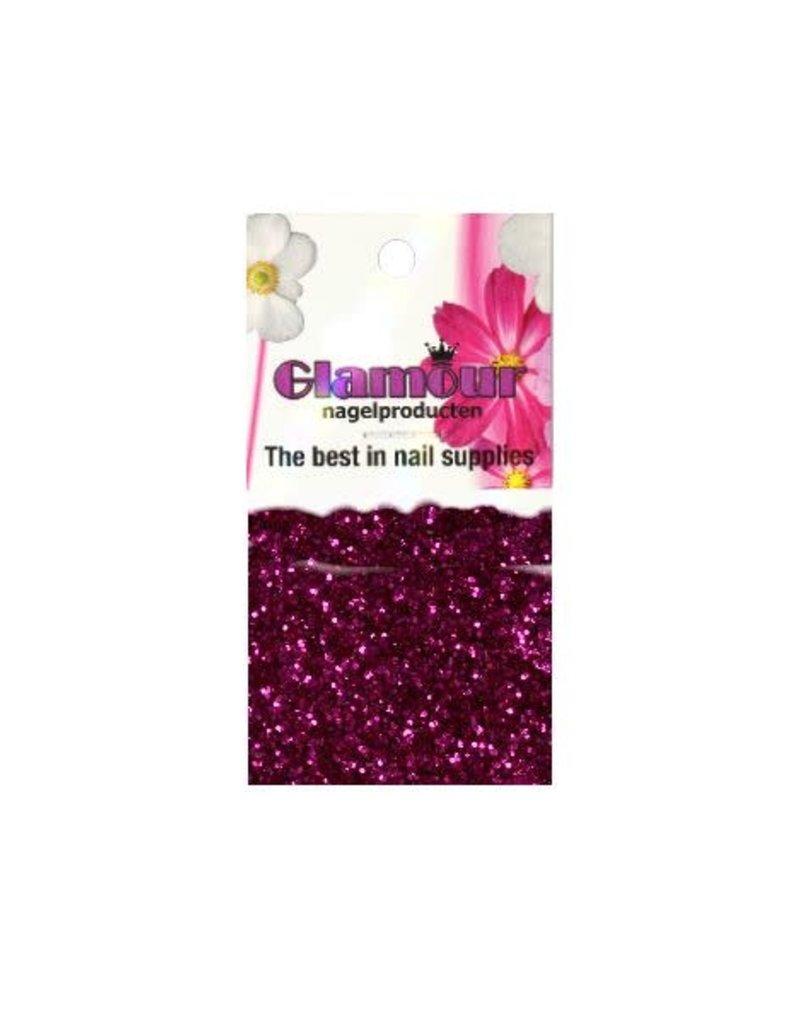 Glitter Powder Pure Dark Fuchsia