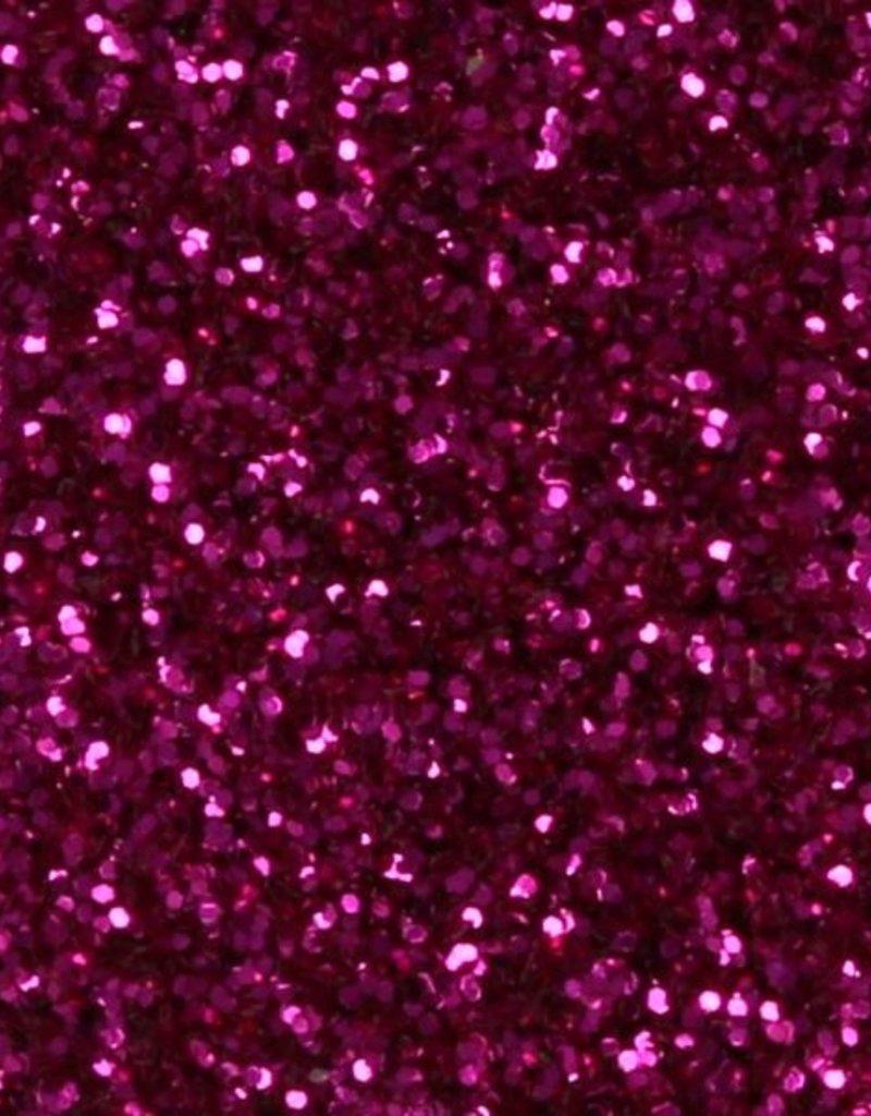 Glitterpoeder Pure Dark Fuchsia