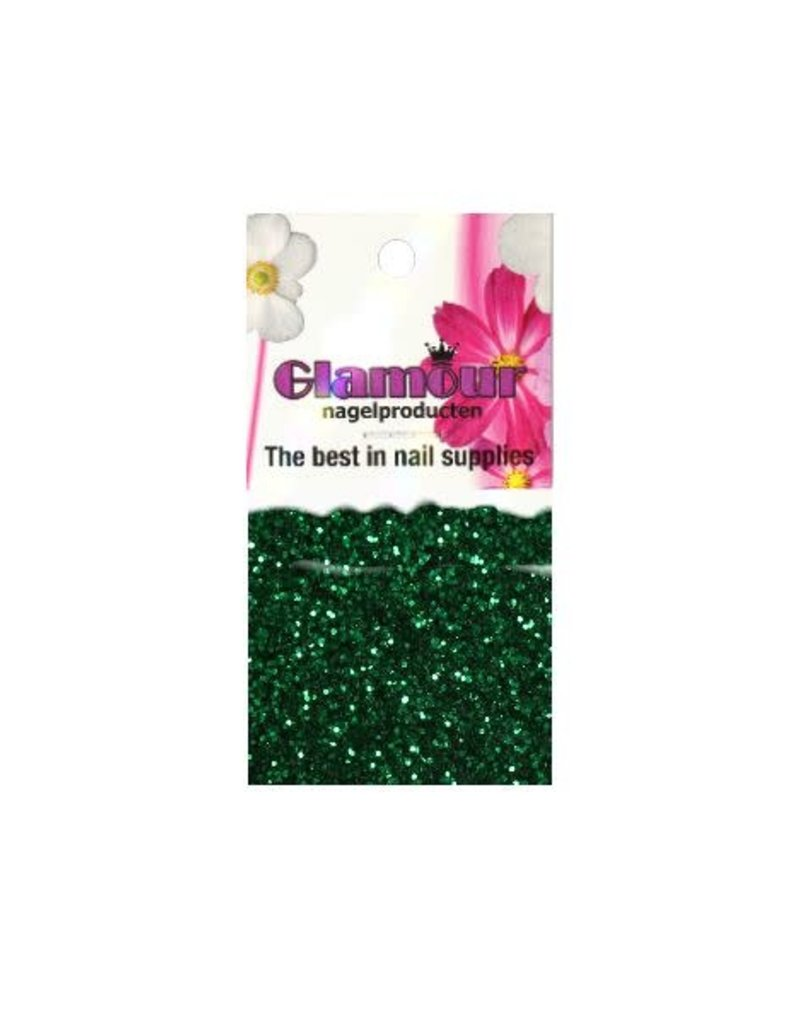 Glitter Powder Pure Green