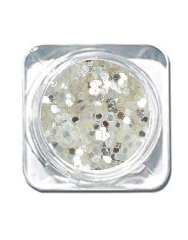 Diamond Glitter Deluxe Pure White 2mm