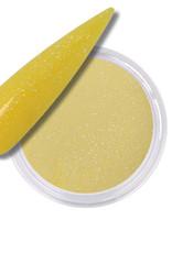 Acrylic Powder Glitter Yellow