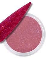 Acrylpoeder Glitter Rose