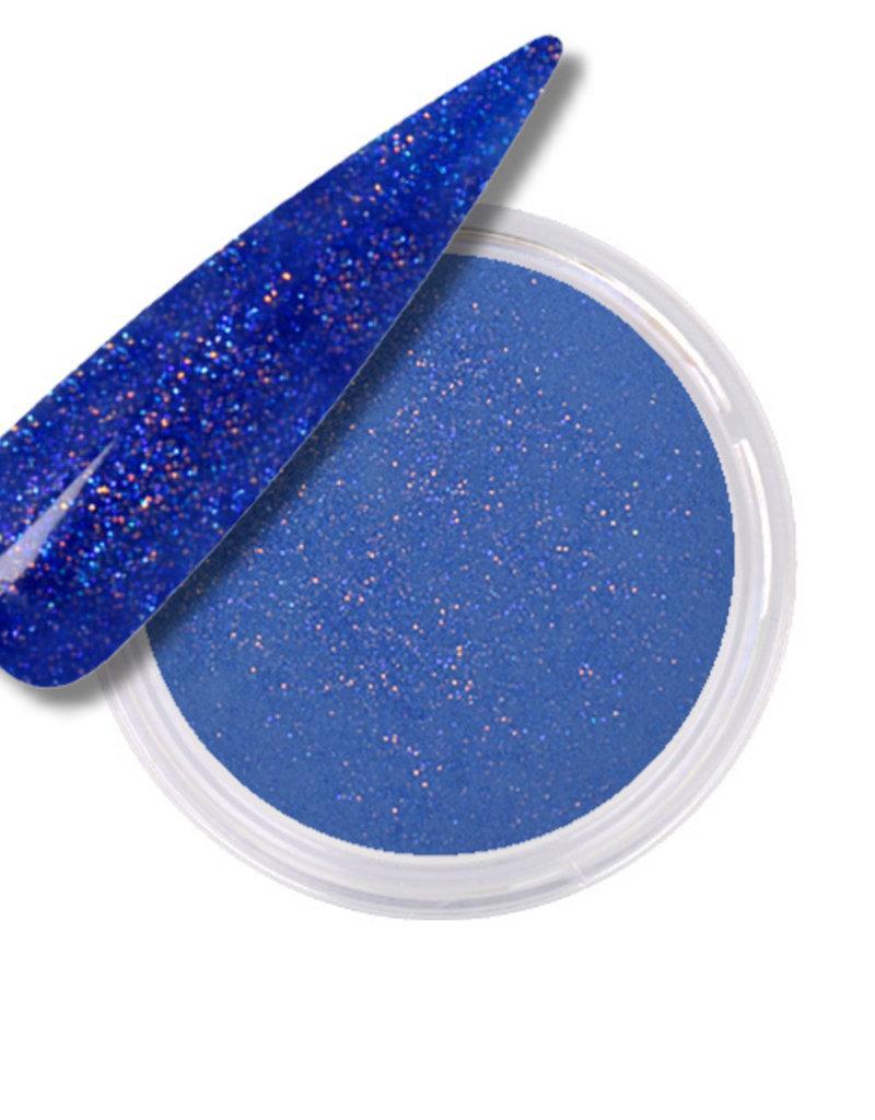 Poudre Acrylique Glitter Ocean Blue