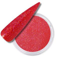 Acrylpoeder Glitter Fuchsia
