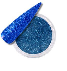 Polvo Acrílico Shimmer Blue