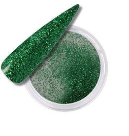 Polvo Acrílico Shimmer Green