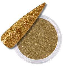 Polvo Acrílico Shimmer Gold