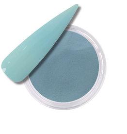 Polvo Acrílico Pastel Blue