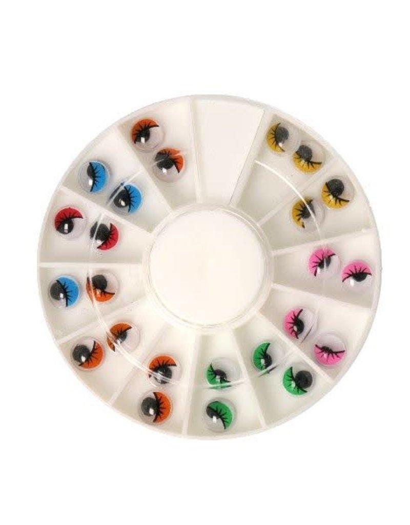 Carrousel 3D Eyes Color Mix