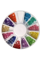 Carrousel Metallics Chain Color Mix