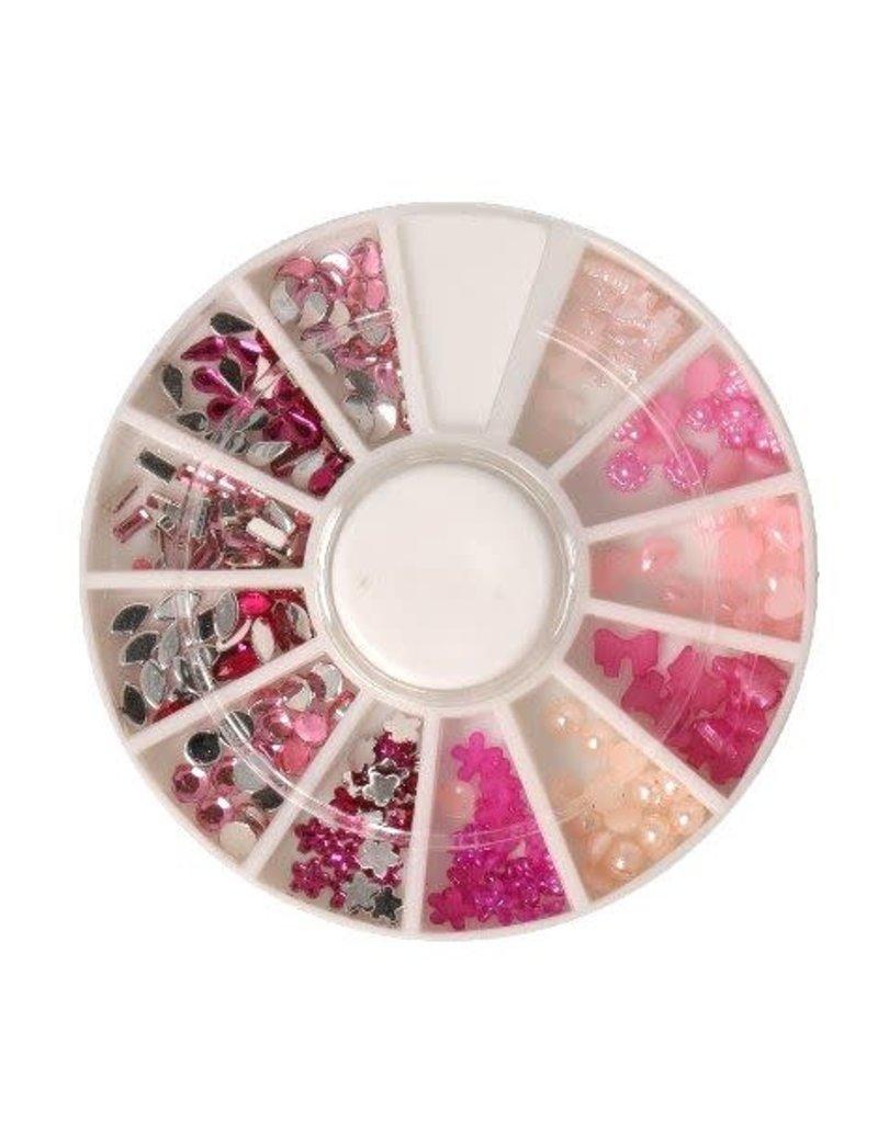 Carrousel Pink Multi Mix