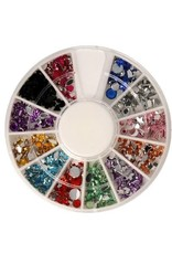 Carrousel Strass Mix Shapes & Colors 1