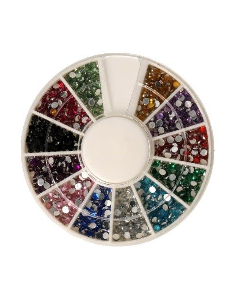 Carrousel Strass Round 1,5mm