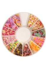 Carrousel Fimo Sweets