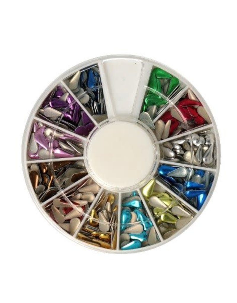 Carrousel Metallic Drops