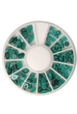 Carrousel Stone Shapes Turquoise