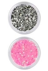 Nailart Set Diamond Glitter