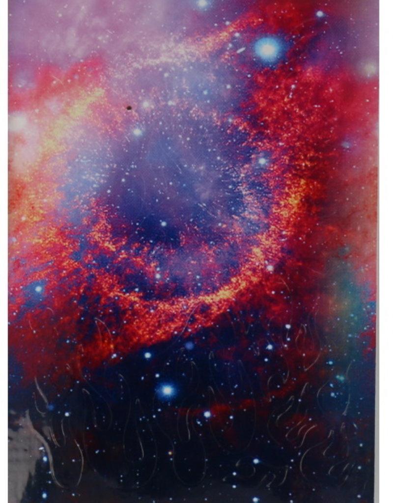 Galactic Flame Sticker Set