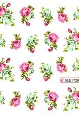 Waterdecal Bloemen BLE1729