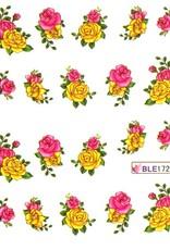 Waterdecal Bloemen BLE1727