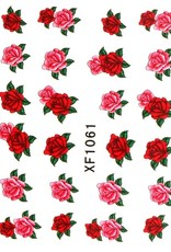 Waterdecal Roses