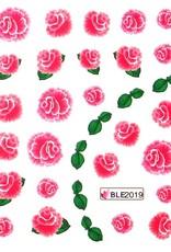 Waterdecal Carnation
