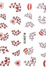 3D Sticker Love 1