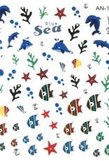 3D Sticker Sea