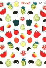 3D Sticker Sweet Fruit