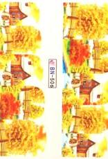 Waterdecal Autumn BN-506