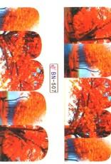 Waterdecal Autumn BN-507