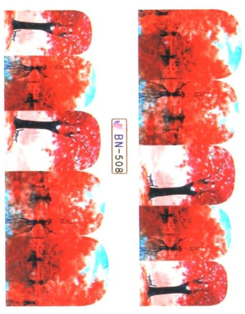 Waterdecal Autumn BN-508