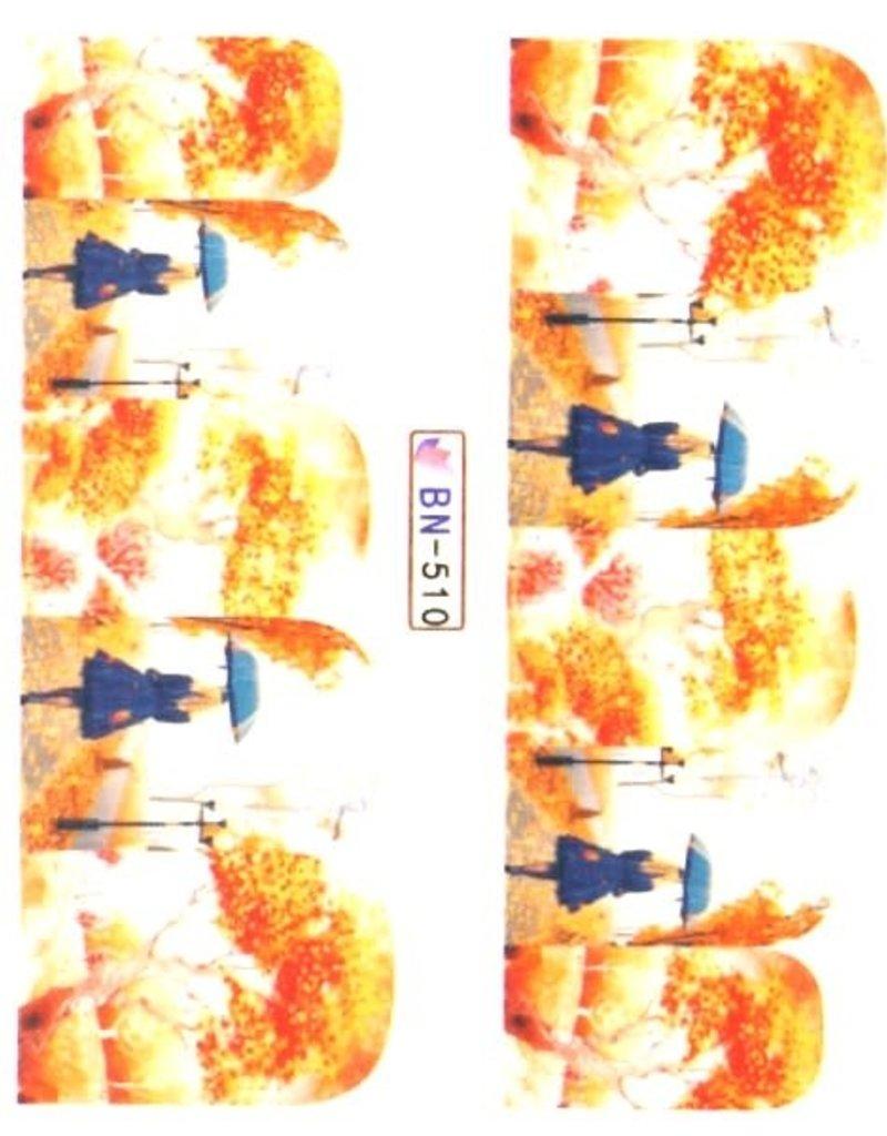 Waterdecal Autumn BN-510