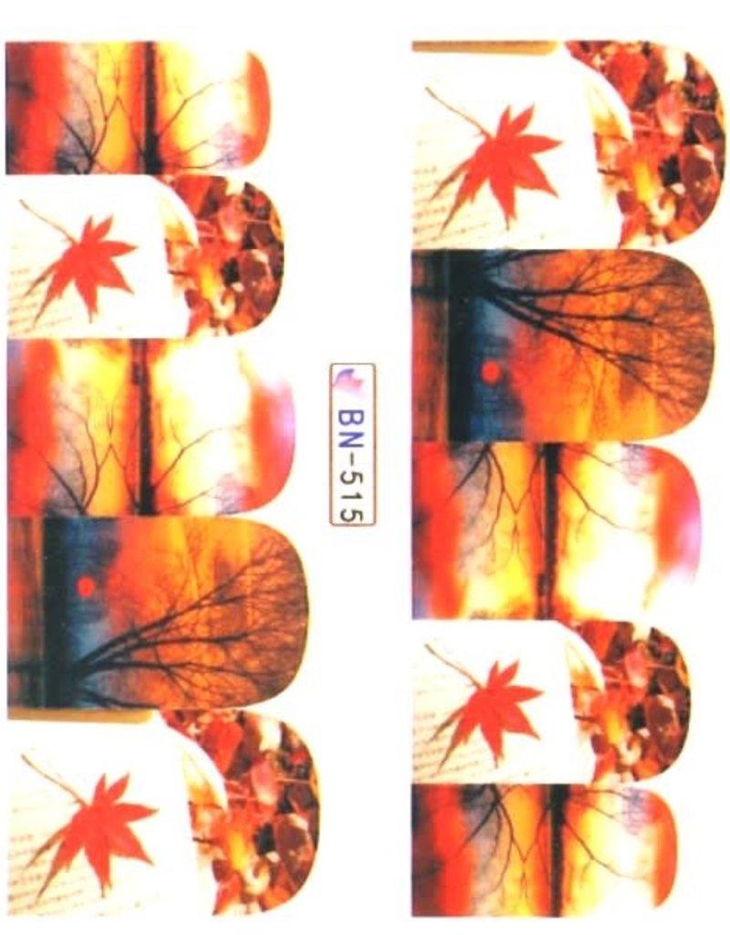 Waterdecal Autumn BN-515