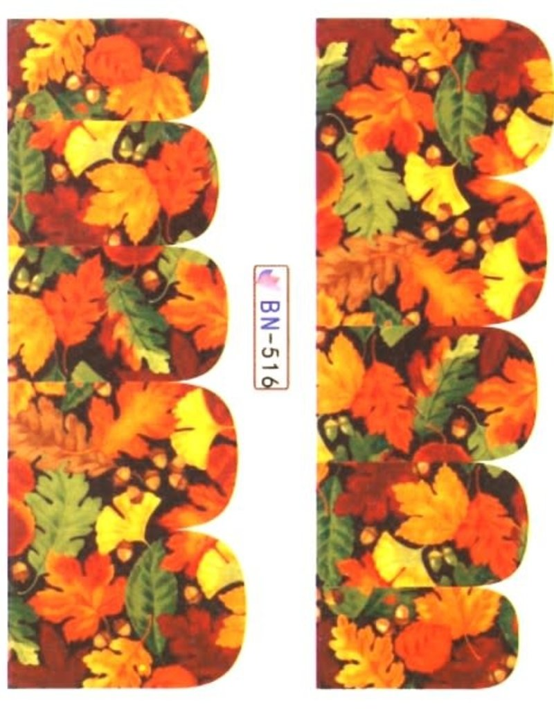 Waterdecal Autumn BN-516